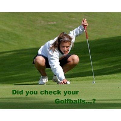 GBMD Golfballtester