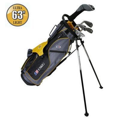 U.S. Kids Golf Ultralight - 5 Schläger-Standbag-Set ab UL 48