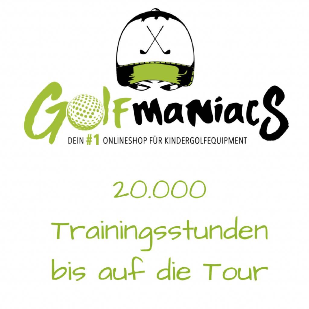 20.000 Stunden Training bis zur PGA Tour