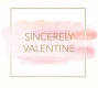 Sincerely Valentine