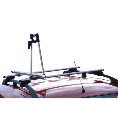 Twinny Load dakfietsdrager aluminium afsluitbaar