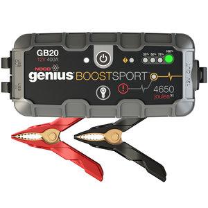 Noco Genius Jumpstarter GB20 Lithium