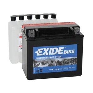 Exide motoraccu YTX12-BS (ETX12-BS) onderhoudsvrij