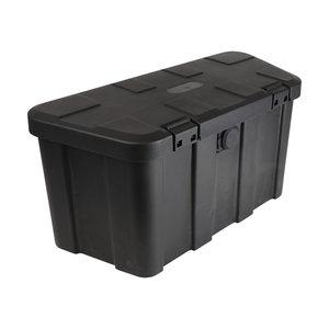 Carpoint aanhanger opbergbox voor op dissel groot 45 liter
