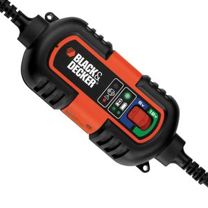 Black & Decker BDV090 acculader 6V & 12V