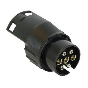 Carpoint verloopstekker adapter Auto 7 polig - Aanhanger 13 polig