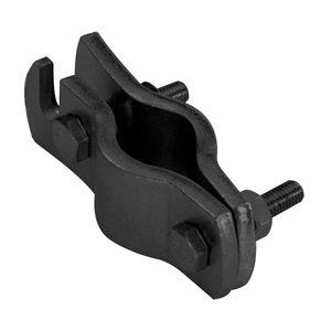 Carpoint hulpkoppeling klemdeel, zwart
