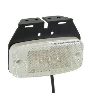 Carpoint zijlamp wit Led 9-32V