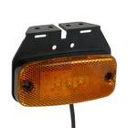 Carpoint zijlamp oranje Led 9-32V
