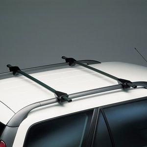 Twinny Load Dakdragerset Staal Logico Key 120cm met open dakrail