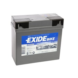 BMW R1100RT accu Exide GEL12-19