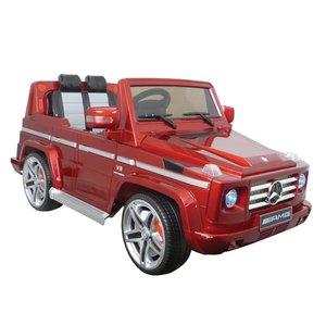 Carpoint Accu-auto Mercedes-Benz G55 rood met afstandsbediening