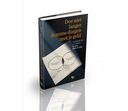 'Doe niet langer domme dingen met je geld', Nederlandse editie van 'The Behavior Gap' by Carl Richards.