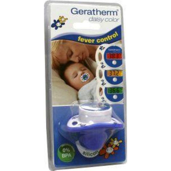 Geratherm Thermometer fopspeen fever control BPA vrij