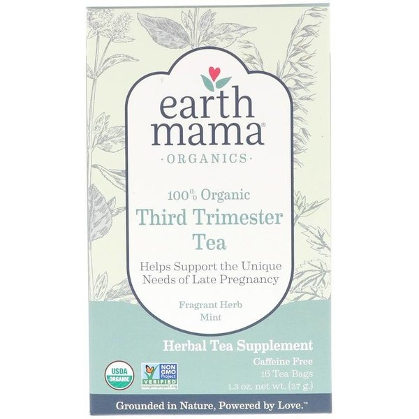 Earth Mama Angel Baby Earth Mama Baby Angel Organic Third Trimester Tea