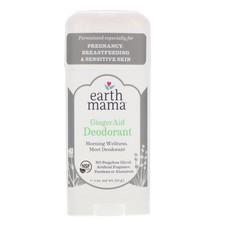 Earth Mama Angel Baby Earth Mama  Ginger Aid deodorant