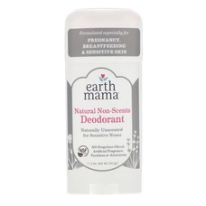Earth Mama Angel Baby Earth Mama  Natural non-scents deodorant