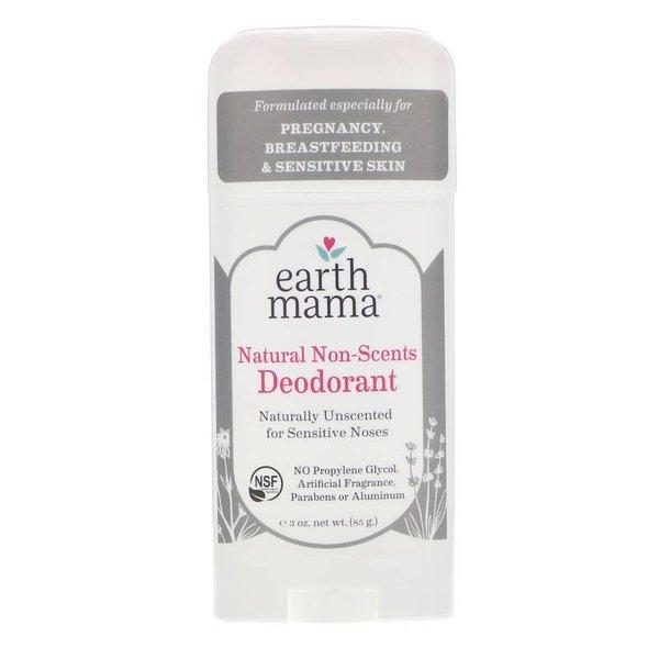 Earth Mama Angel Baby Earth Mama  Organics Natural non-scents deodorant