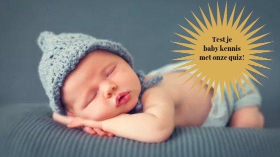 Hoeveel weet je van baby's? Test je kennis over baby's.