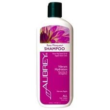 Aubrey Organics Aubrey Rosa Mosqueta Nourishing Shampoo (normaal en/of geverfd haar)