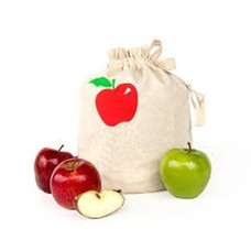 LevenZonderAfval Groente- & Fruittasjes (Bio & Fairtrade) L