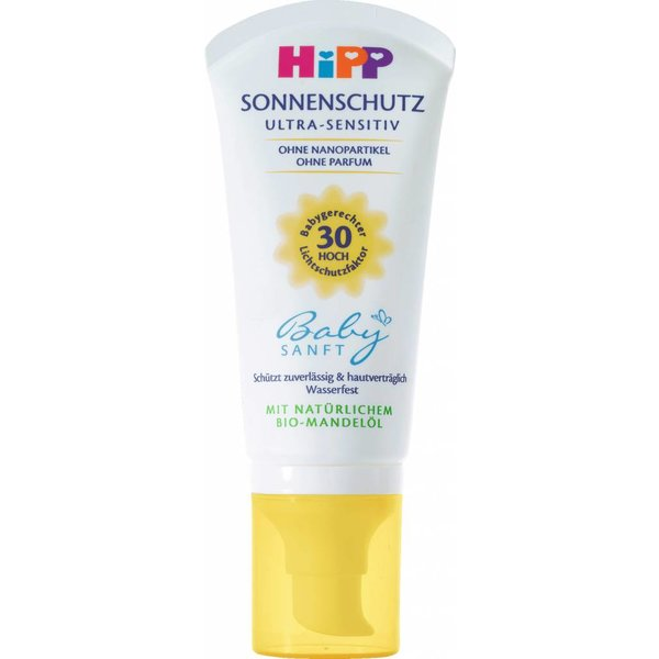 Zonnecreme Ultra Sensitief PSF 30, 50 ml