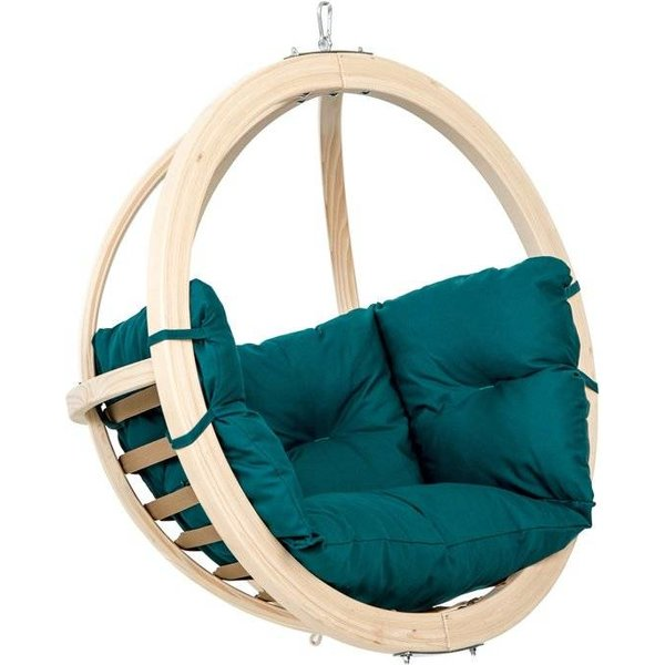 Amazonas Kid's Globo hangstoel groen