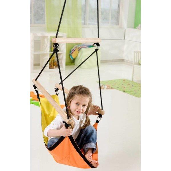 Amazonas Kinderhangstoel Kids Swinger Geel/Oranje