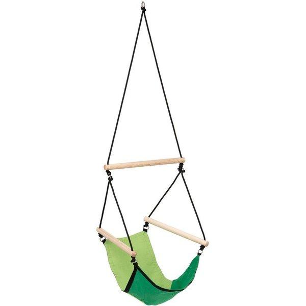 Amazonas Kinderhangstoel Kids Swinger Groen