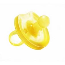 Natursutten Natursutten Fopspeen 100% Natuurlijk Rubber (0-6 maand, kers- of dentalvorm) 3 s
