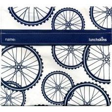 Lunchskins Navy Bike Big Bag