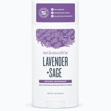 Schmidt's Schmidt's Deodorant Stick Lavender & Sage