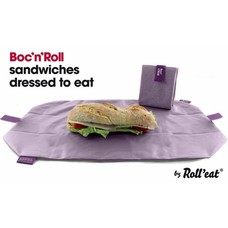 Boc 'n Roll Eco Herbruikbare Lunchwrap Green