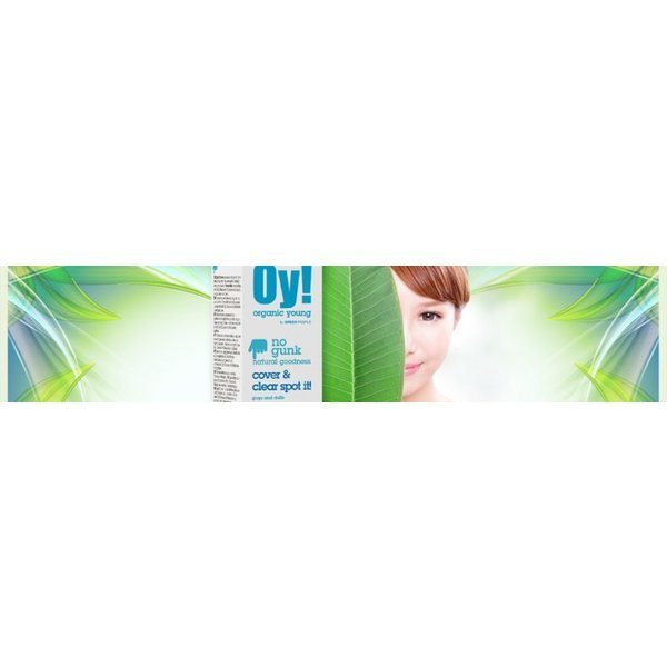 Green People Oy! Unisex Wash & Shave