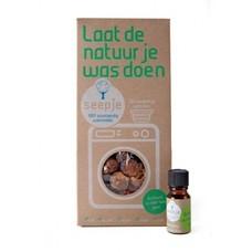 Seepje 'Ochtend-in-het-bos-geur' Wasnoten (30 wasbeurten)