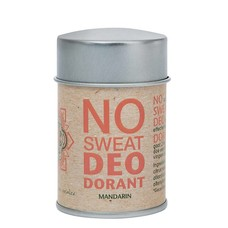No Sweat No Sweat Deo Mandarin van The Ohm Collection