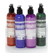 Dr. Bronners Dr. Bronner's Hand- & Bodylotions