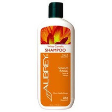 Aubrey Aubrey White Camellia Ultra Smoothing Shampoo (droog, kroezig en pluizig haar)