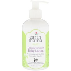 Earth Mama Angel Baby Earth Mama Organics Baby Lotion
