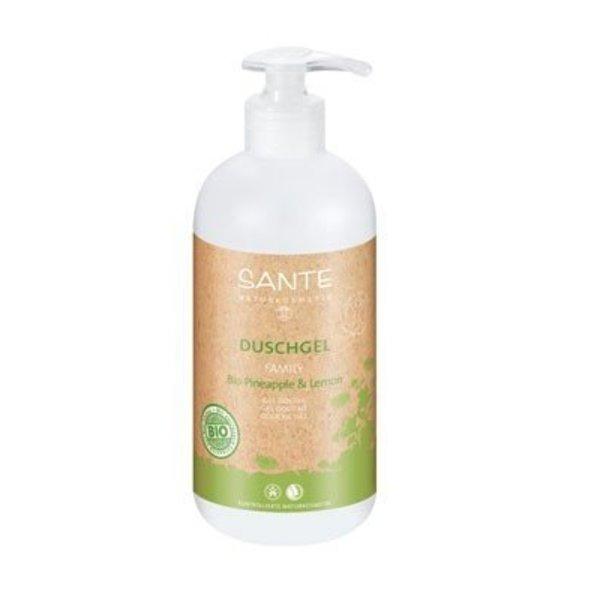 sante Sante Family Douchegel Bio Pineapple & Lemon (L 500ml)