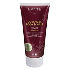 sante Sante Homme Douchegel Hair & Body Bio Aloe