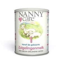 nanny NANNY Care Zuigelingen Geitenmelk (vanaf de geboorte)