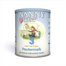 nanny care NANNY Care Peuter Geitenmelk (1-3 jaar)