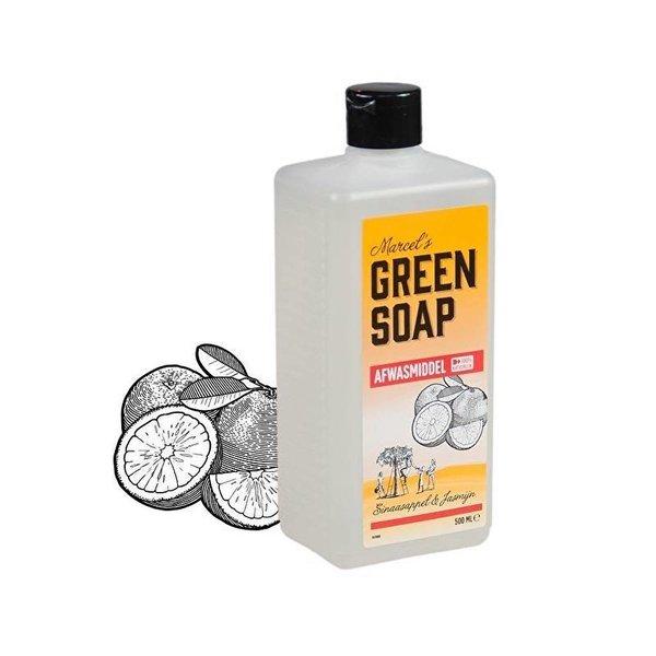 Marcel's Green Soap Marcel's Green Soap Afwasmiddel Sinaasappel & Jasmijn