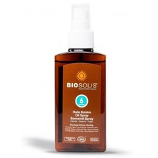 Biosolis Biosolis Sun Oil Spray Hair & Body SPF 6