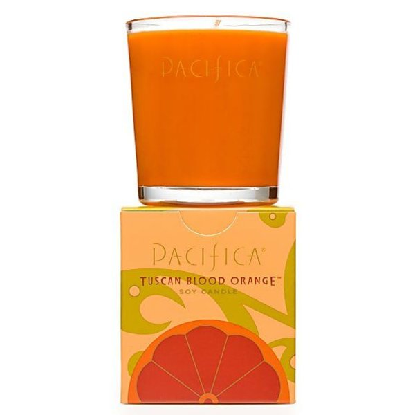 Pacifica Pacifica Soy Candle Tuscan Blood Orange