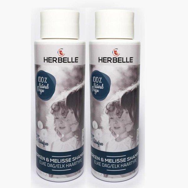 Herbelle Herbelle Berken Melisse Shampoo ( Elk haartype)