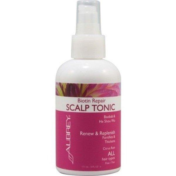 Aubrey Aubrey Biotin Repair Scalp Tonic (elk en/of fijner wordend haartype)