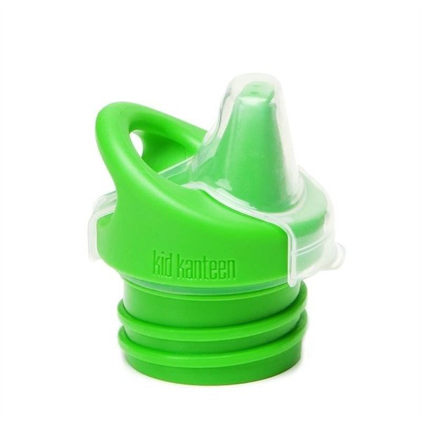 kalean kanteen Klean Kanteen RVS Sippy Cup Tuitbeker (groen)
