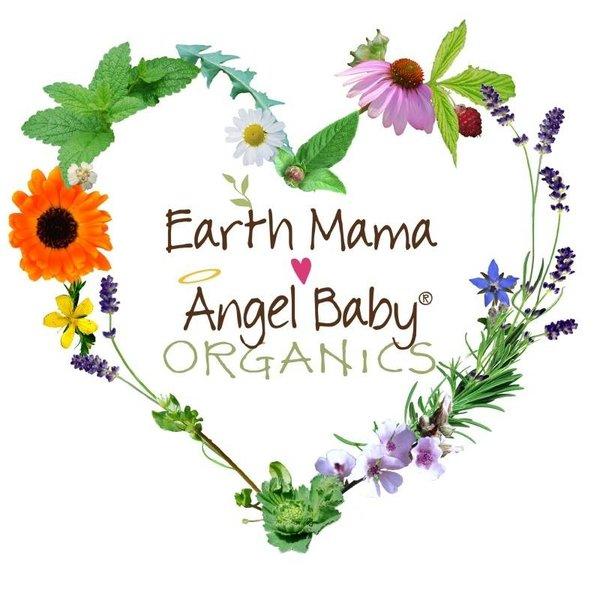 Earth Mama Angel Baby Earth Mama Organic Verzamel Thee doosje (2 doosjes)